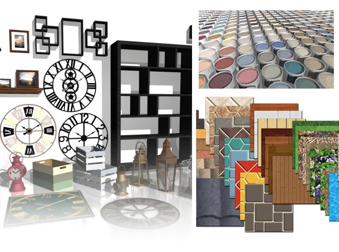 architecte 3d professional 2017 concevez facilement la maison de vos r ves. Black Bedroom Furniture Sets. Home Design Ideas