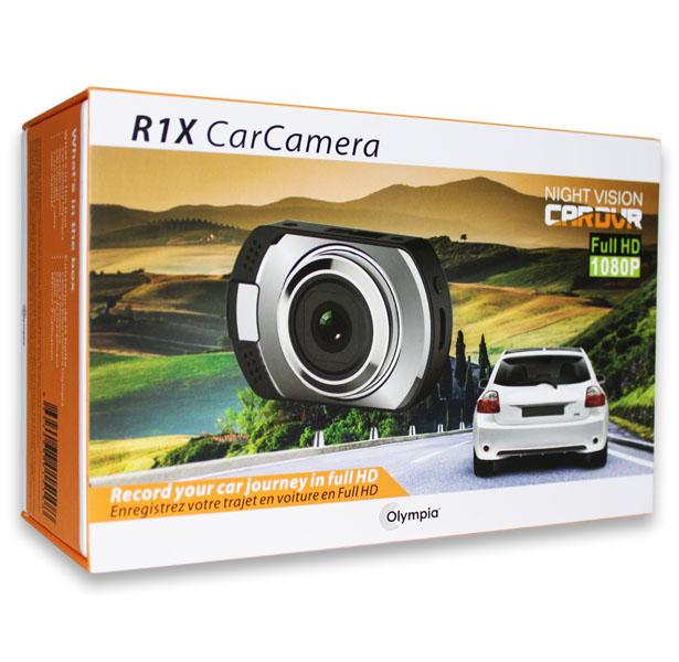 olympia r1x auto kamera das dritte auge f r autofahrer. Black Bedroom Furniture Sets. Home Design Ideas