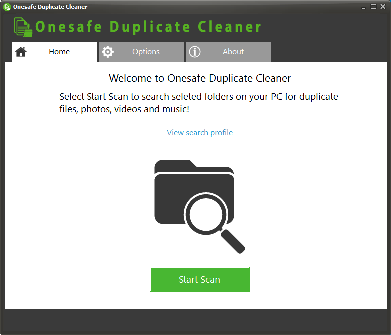 Duplicate cleaner for your PC