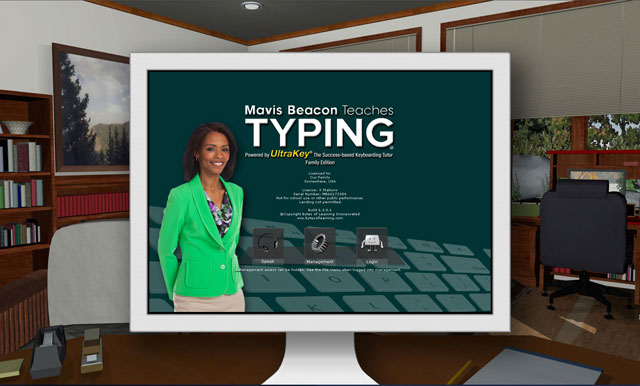 The No1. Teaches Typing Software!