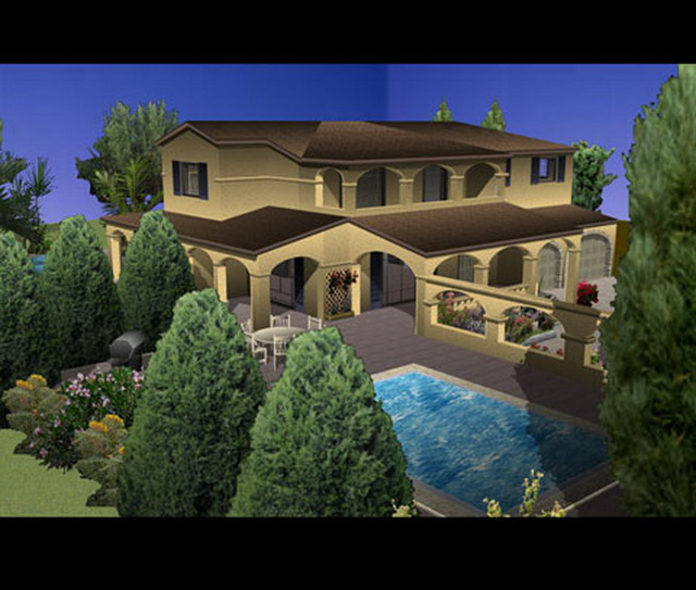Home design 3d 2011 basic for Crea i tuoi piani di casa