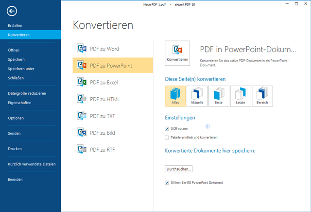 office dokument in pdf konvertieren