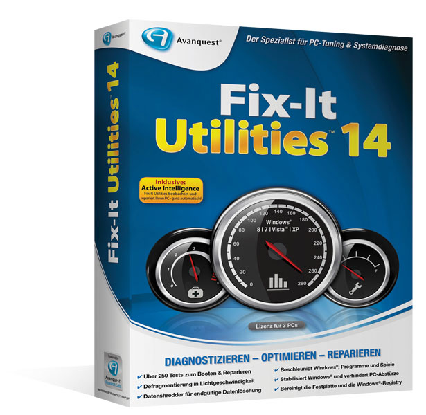 Fix-It Utilities 14
