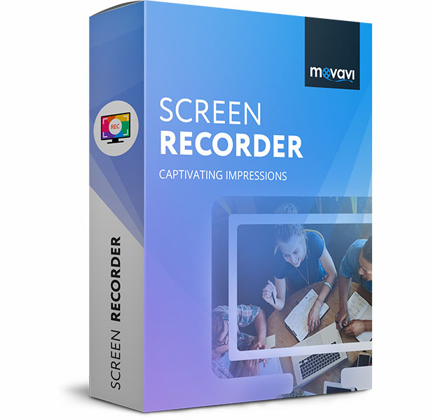 Movavi Screen Recorder 10