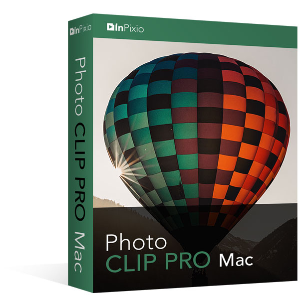inPixio Photo Clip Pro für Mac