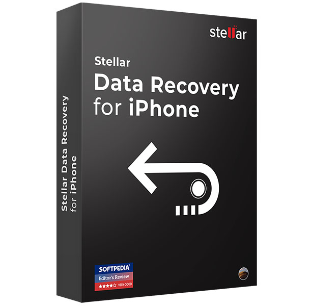 Stellar Data Recovery for iPhone® - Mac-Version