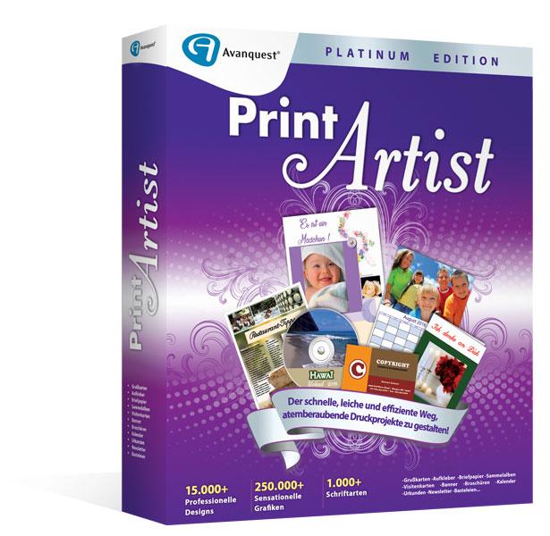 Print Artist 22