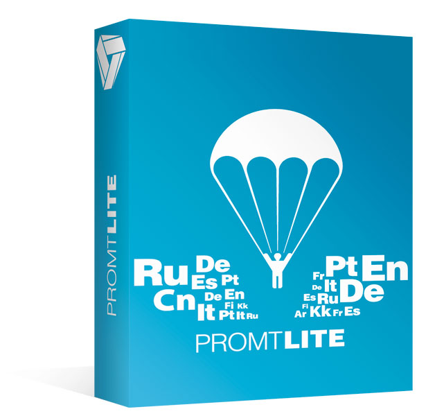PROMT 19 Lite Spanish Pack