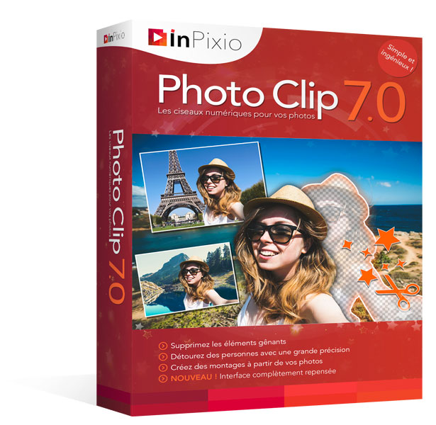 InPixio Photo Clip 7.0