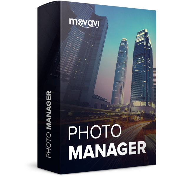 Movavi Photo Manager für Mac