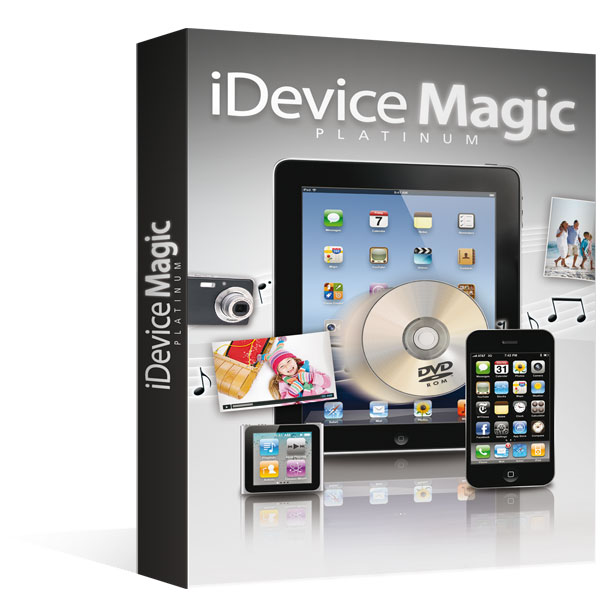 iDevice Magic Platinum per Windows