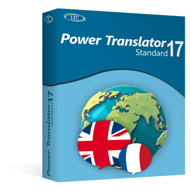 Power Translator 17 Standard - Français / Anglais