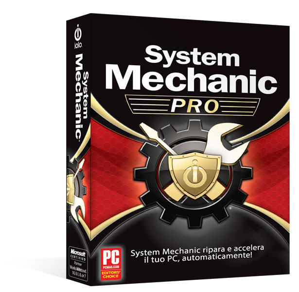 System Mechanic Pro 21 - 1 Anno