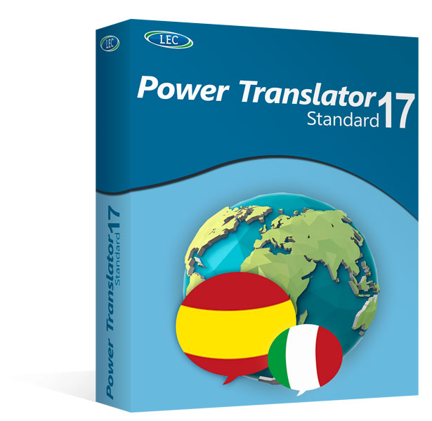 Power Translator 17 Standard - ITALIANO ↔ SPAGNOLO
