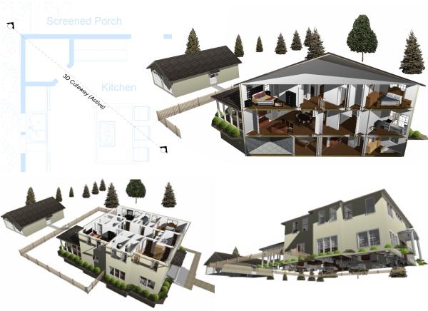 Architect 3D Interior Decoration 2017 (V19)   Design Your Interior  Decoration Projects!