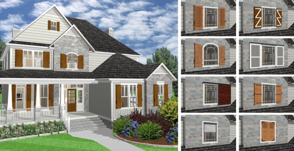 Design the home of your dreams in just a few clicks!