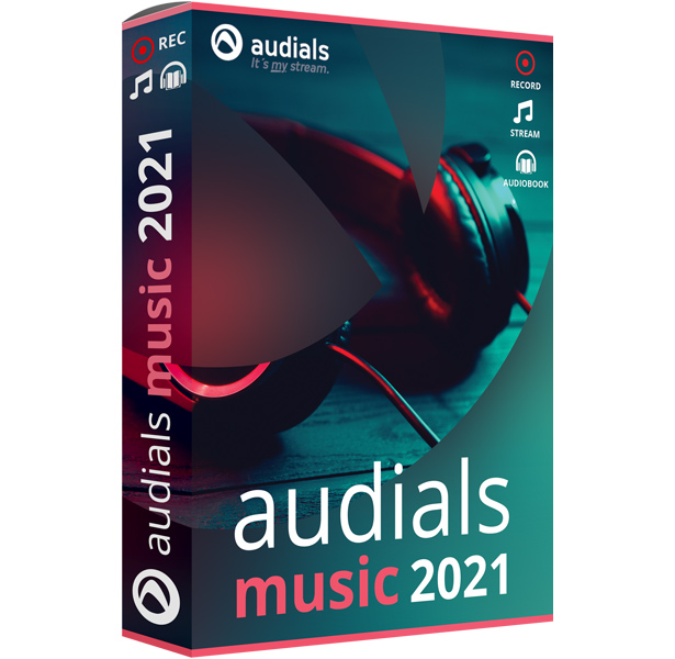 Audials Music 2021: Recorder For Music Streaming Including