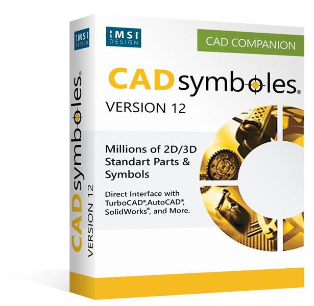 Cad Symbols Increase Your Productivity