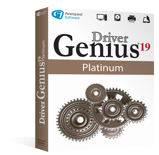 Driver Genius 19 Platinum Edition