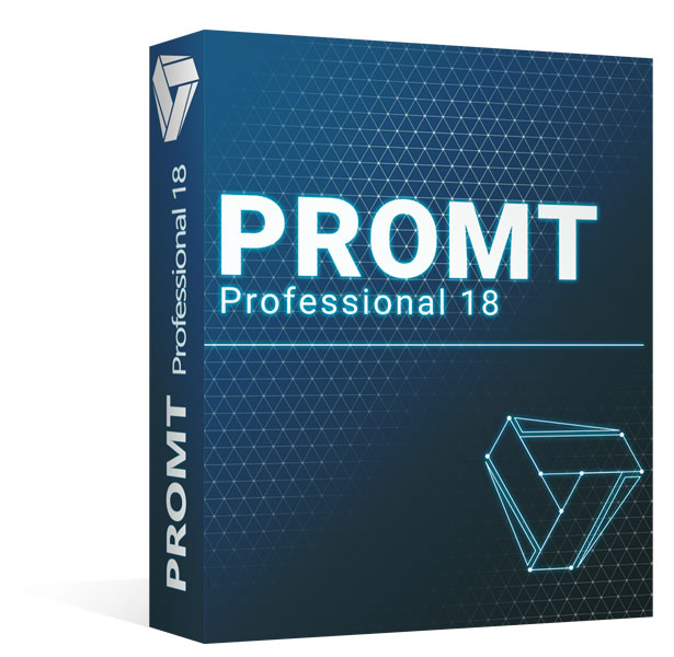 Promt Professional 18 Multilingual Pack