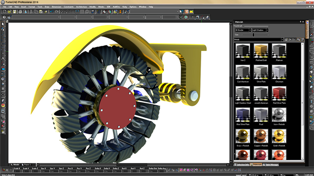 Premium, Professional 2D/3D CAD Software