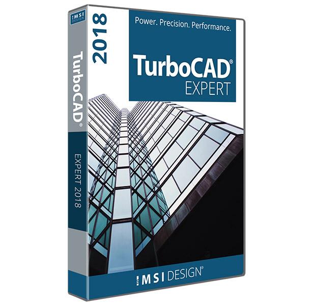 TurboCAD 2018 Expert
