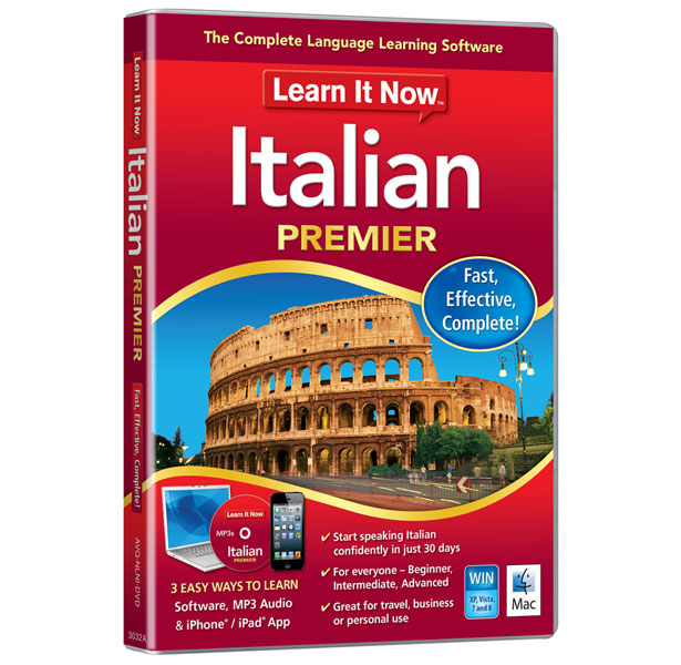 Italian Learning Book
