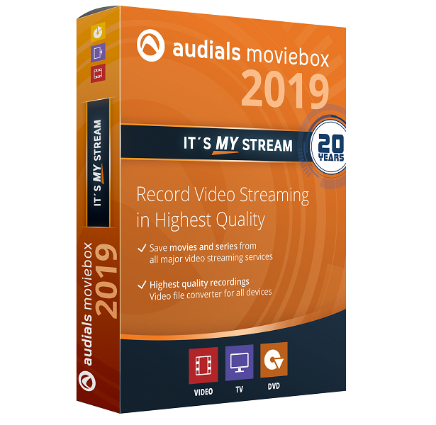 Audials Moviebox 2019