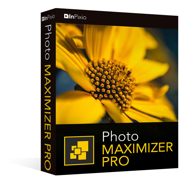 Inpixio Photo Maximizer Pro High Precision Zoom Without